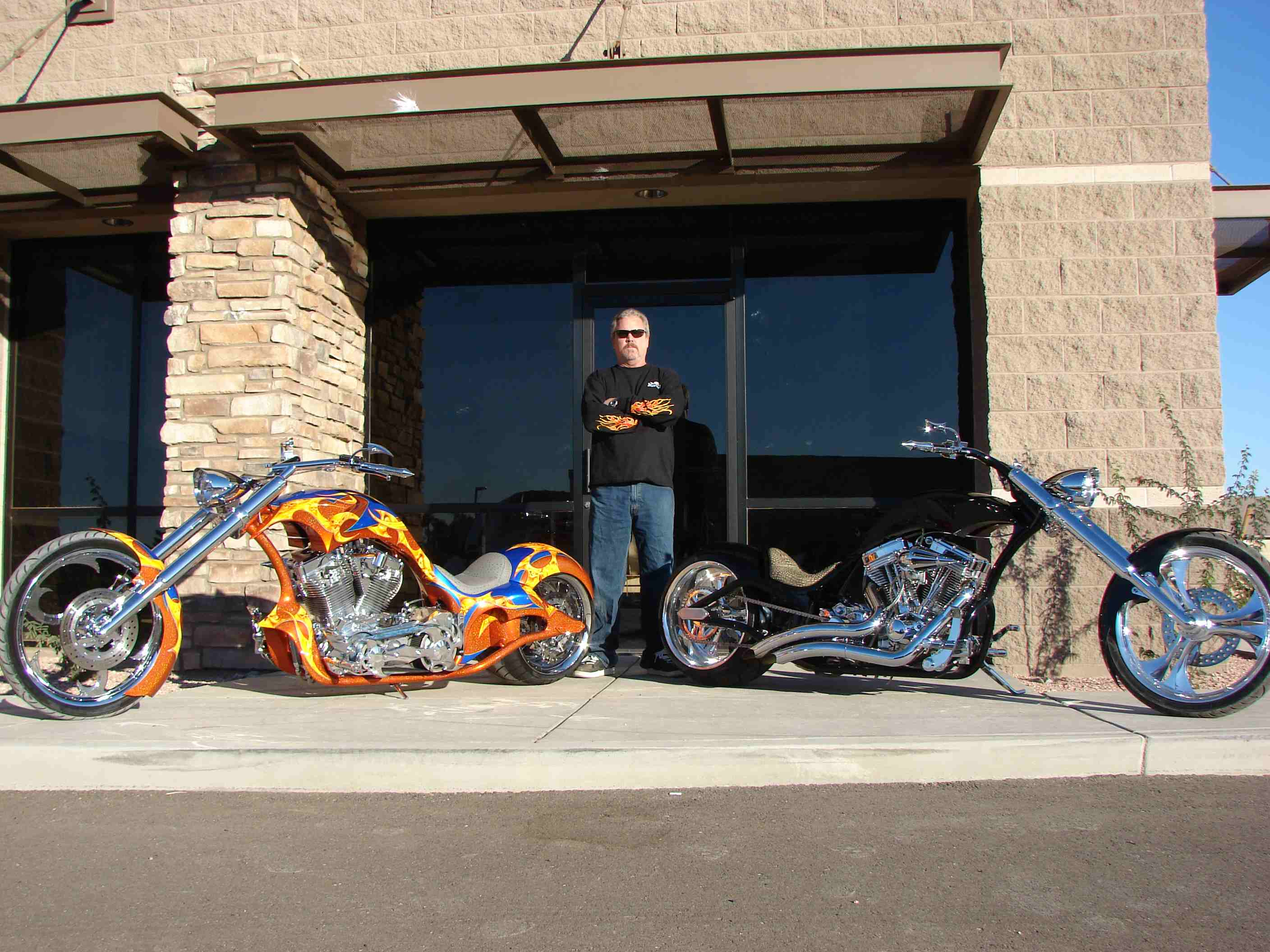 jsr custom builds the sickest custom chopperschopper kitsand custom gas tanks